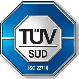 ISO 9001 – ISO 22716