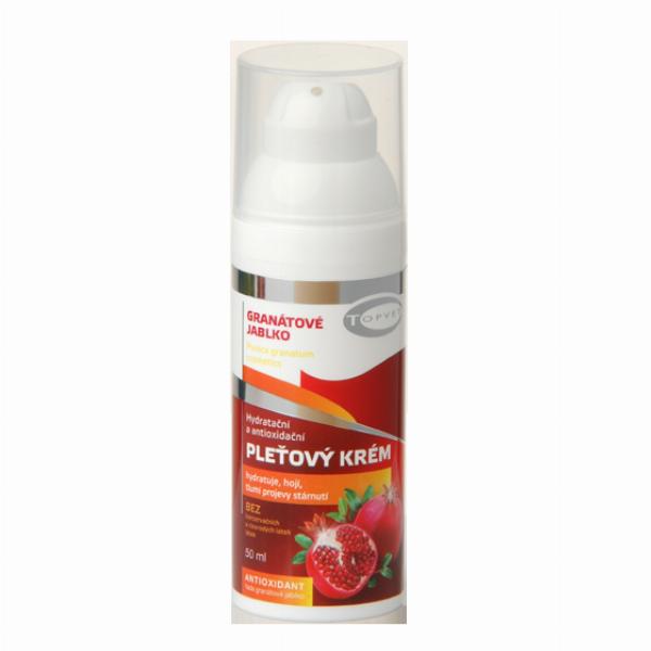 TOPVET Antioxidační pleťový krém 50ml