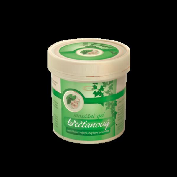 TOPVET Břečťanový masážní gel 250ml