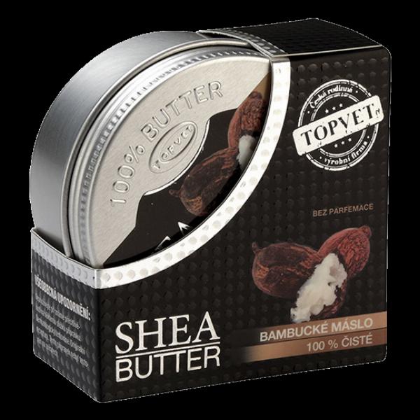 Bambucké máslo (shea butter) 100%