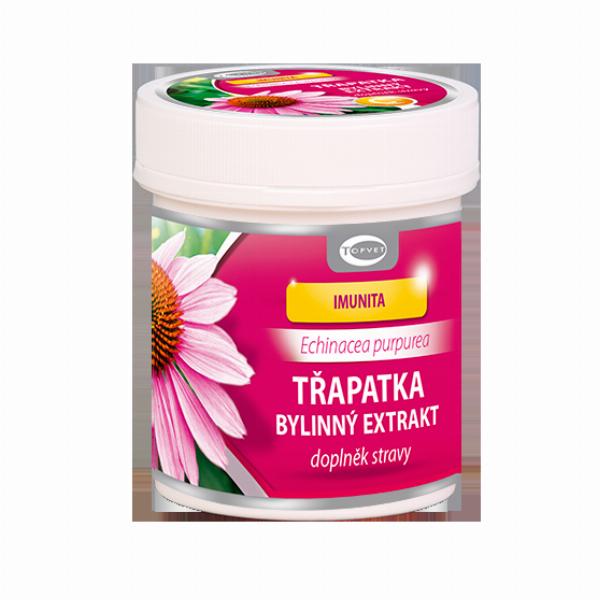 Třapatka bylinný extrakt - Echinacea