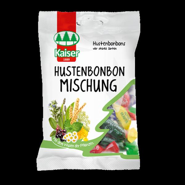 TOPVET Směs bylin proti kašli (Hustenbonbon Mischung) 100g