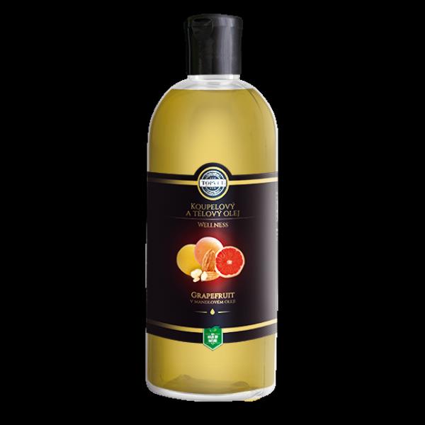 TOPVET Grapefruit v mandlovém oleji 500ml