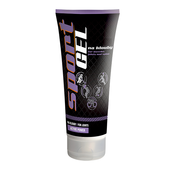Sport gel na klouby (for joints)