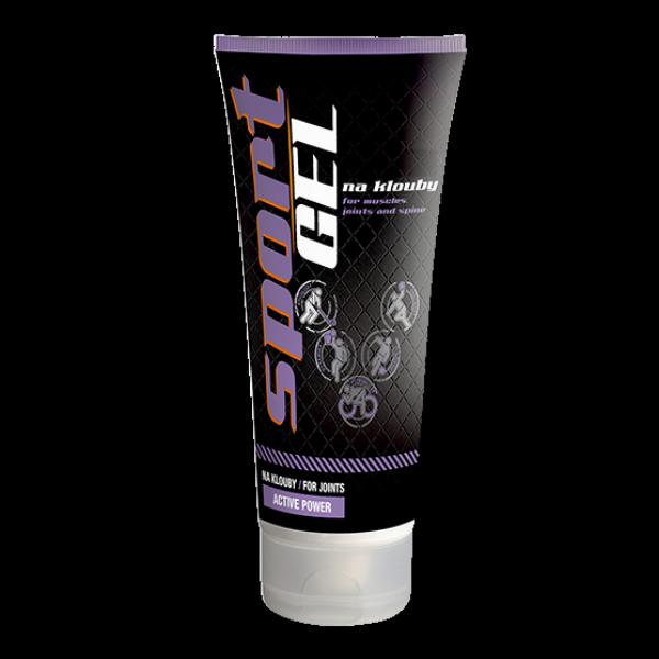 TOPVET Sport gel na klouby (for joints) 100ml