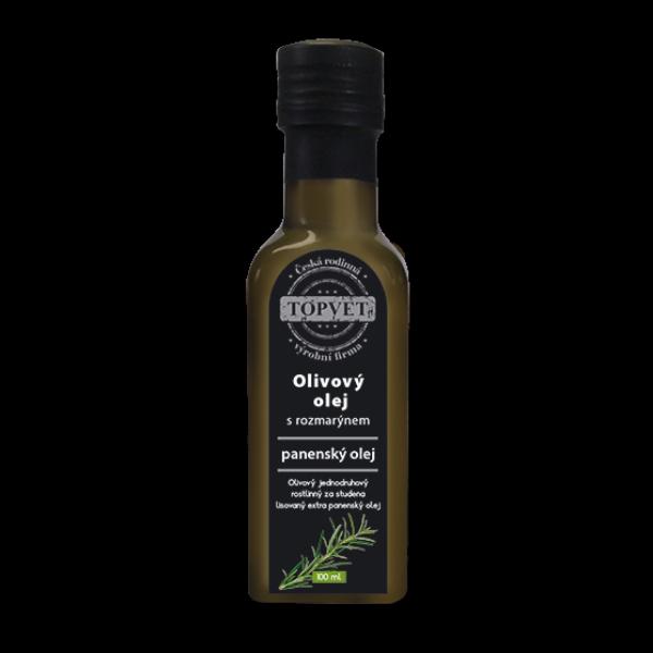 Olivovy olej s rozmarýnem