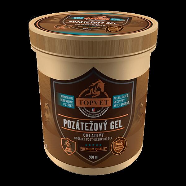Pozátěžový gel - chladivý