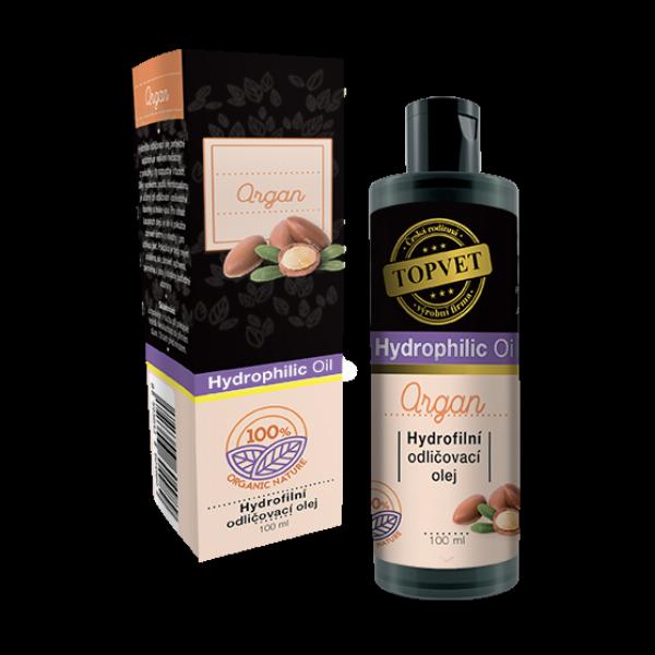 Hydrofilní odličovací olej - Argan