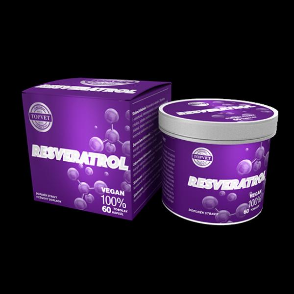 Resveratrol bylinný extrakt