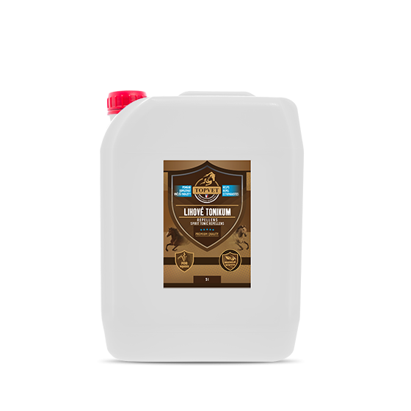 Lihové tonikum s repelentním účinkem 5 l