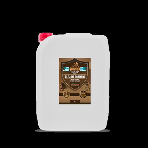 TOPVET Olejové tonikum s repelentním účinkem 5 l 5000ml