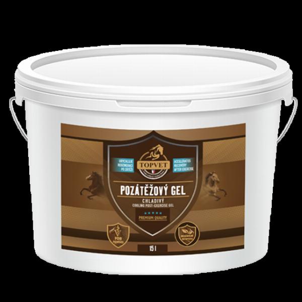 Pozátěžový gel - chladivý 15 l