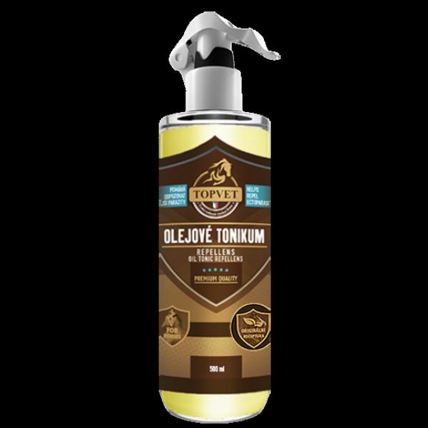 Olejové tonikum s repelentním účinkem 500 ml
