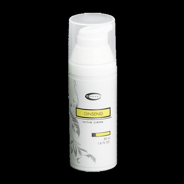 TOPVET Ginseng (ŽEN ŠEN) - active creme 50ml