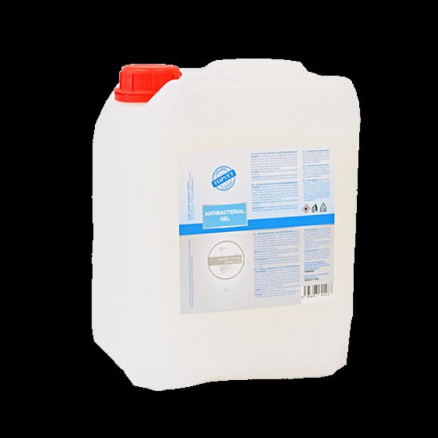 Antibakteriální gel na ruce 5 l - Hedvábí
