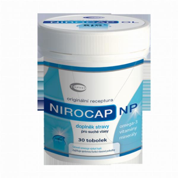 TOPVET NIROCAP NP - suché vlasy