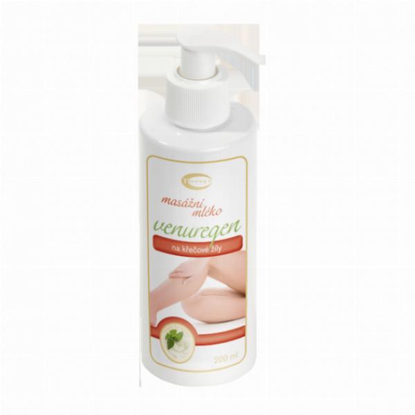 TOPVET Venuregen - masážní mléko 200ml