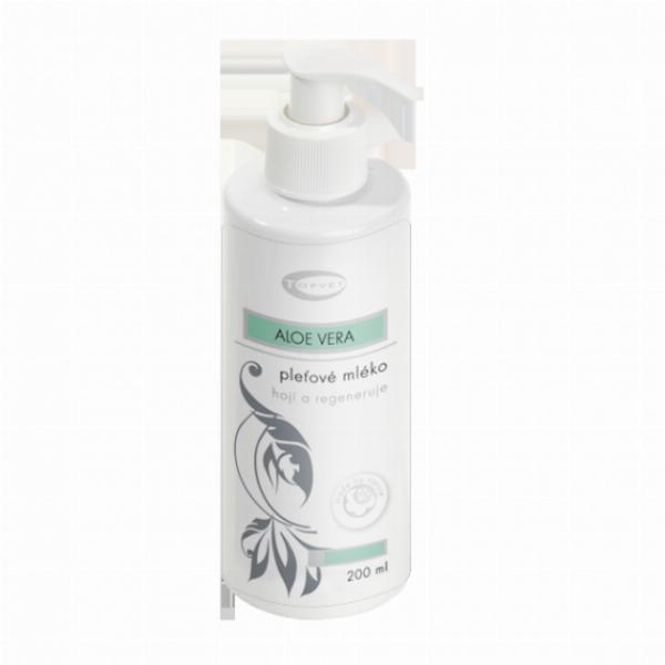 TOPVET Aloe vera mléko 200ml