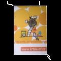 Krtek - Magnetická záložka do knížky