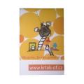 Krtek - Magnetick� z�lo�ka do kn�ky