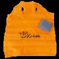 Krtek - Taška s logem NF (dvě barvy - oranžová nebo šedá)