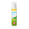 Aloe vera opalovací mléko SPF 50