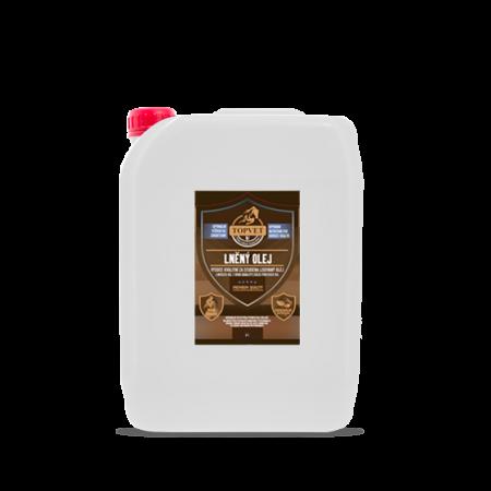 Lněný olej 5 l