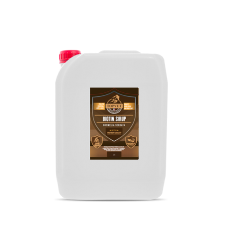 Sirup Biotin s boswelií 5 l