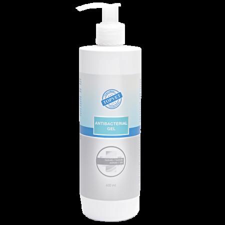 Antibakteriální gel na ruce 400 ml - Hedvábí