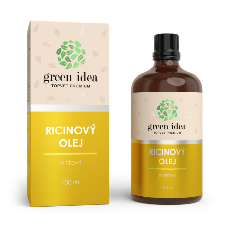 Ricinový pleťový olej