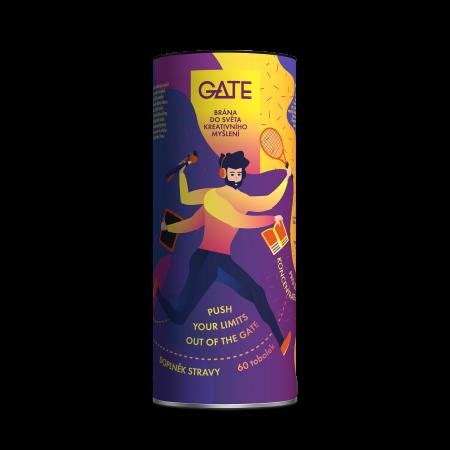 YOUR GATE - 60 tobolek